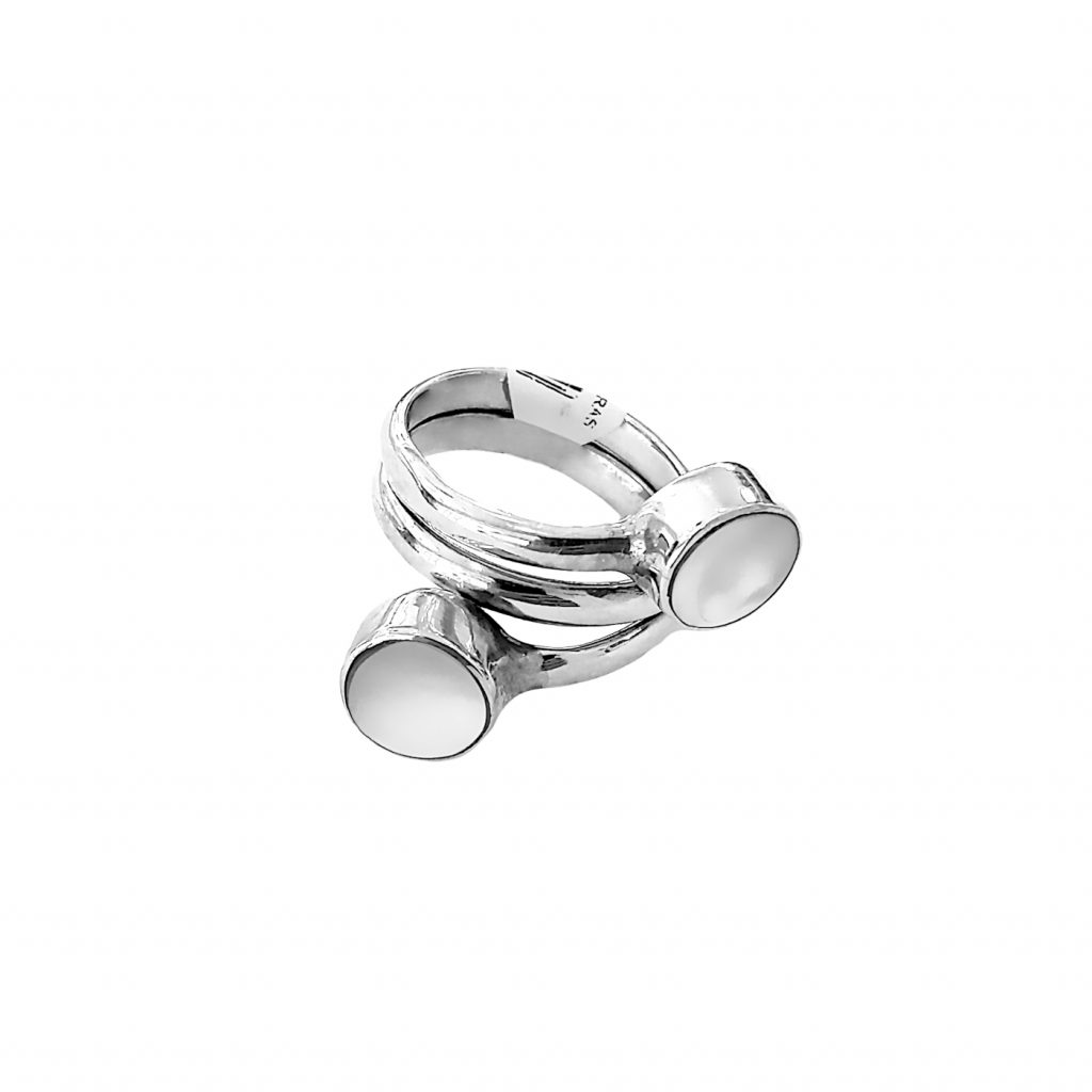 anillo de plata-p37