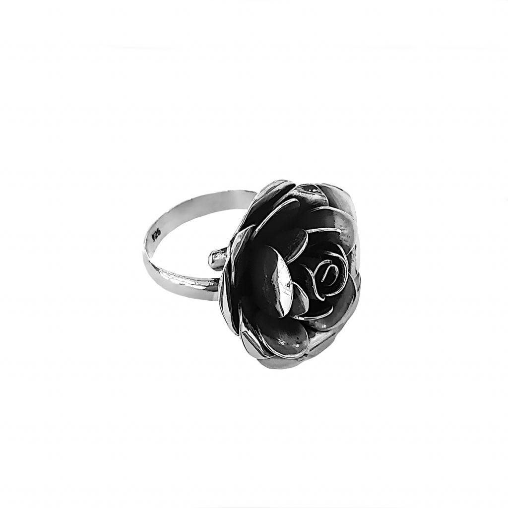 anillo de plata-p46