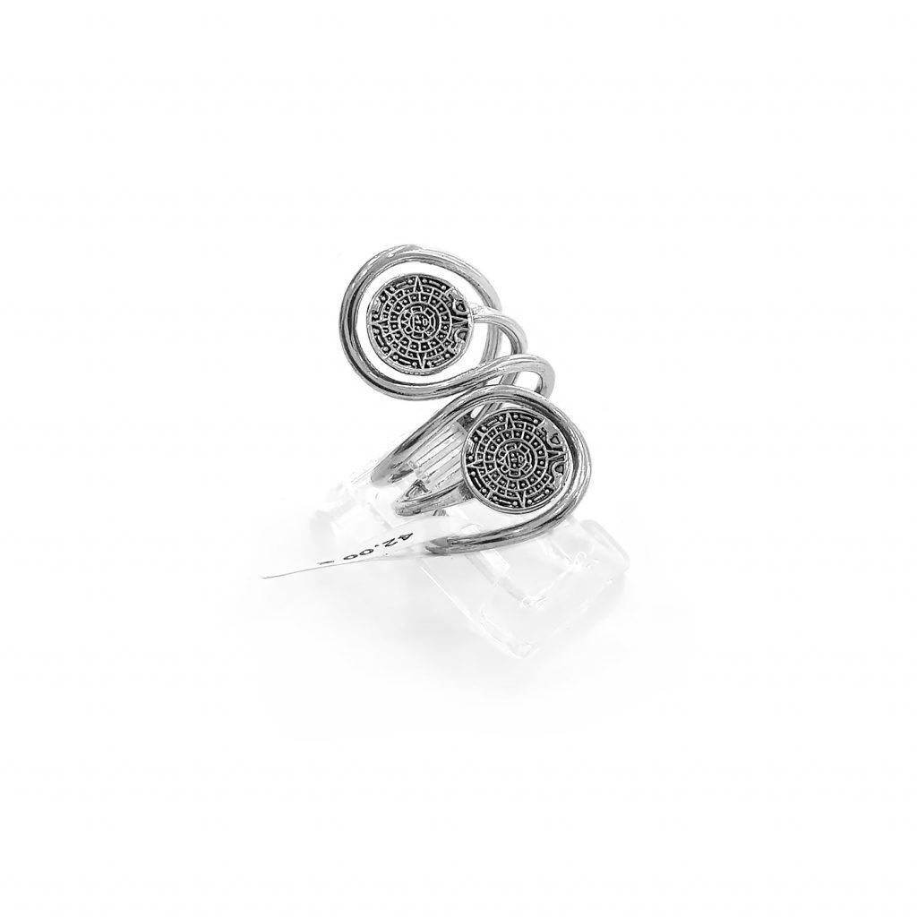 anillo de plata-p010