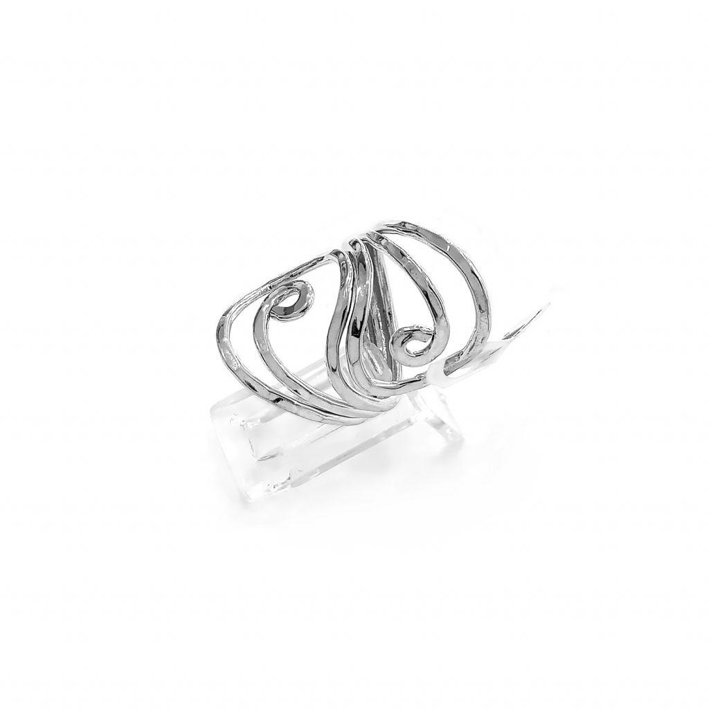 anillo de plata-p012