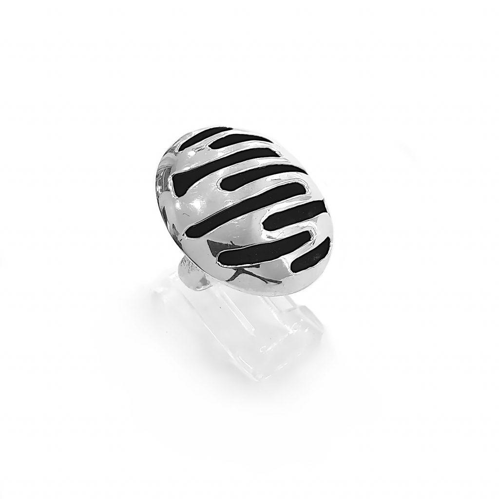 anillo de plata-p013
