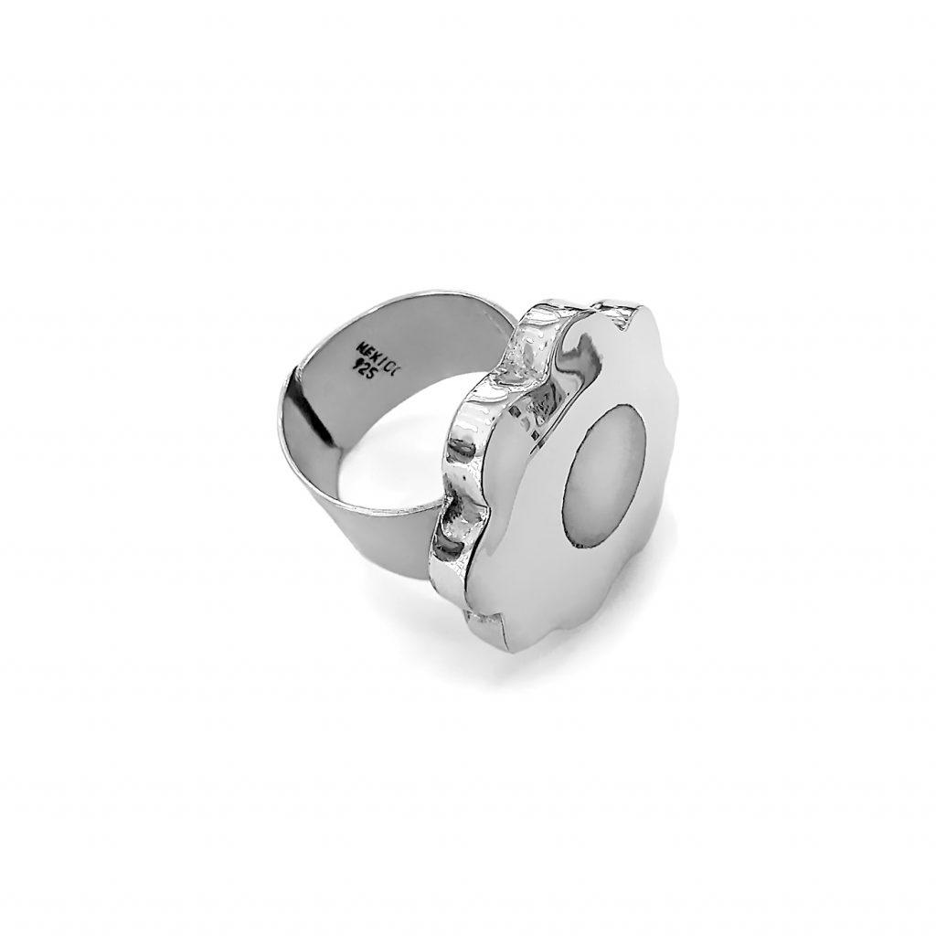 anillo de plata-p033