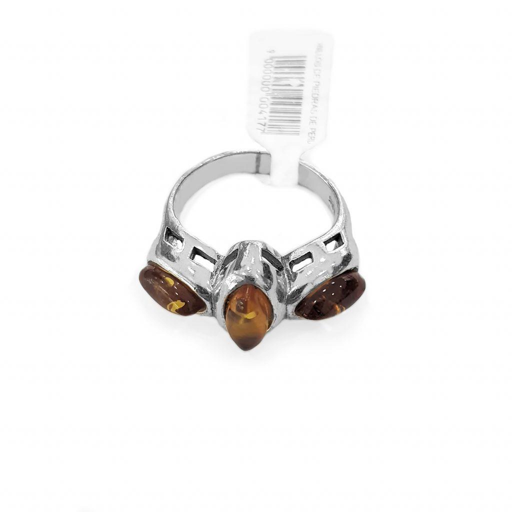 anillo de plata-p024