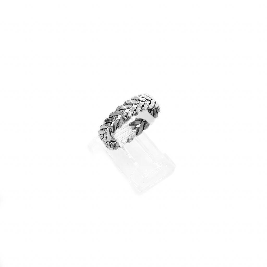anillo de plata-p028