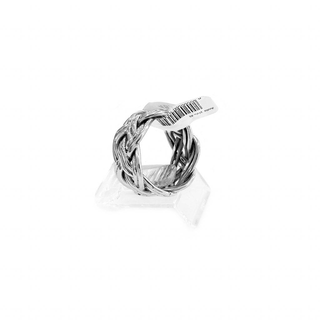 anillo de plata-p029