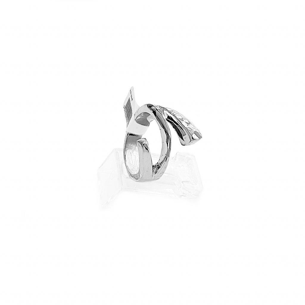 anillo de plata-p041