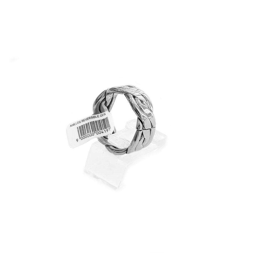 anillo de plata-p044