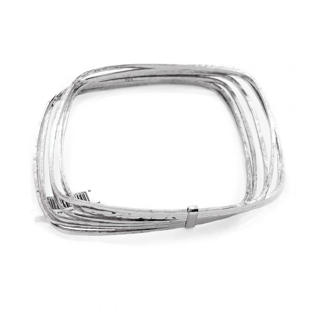 Pulsera de plata-p027