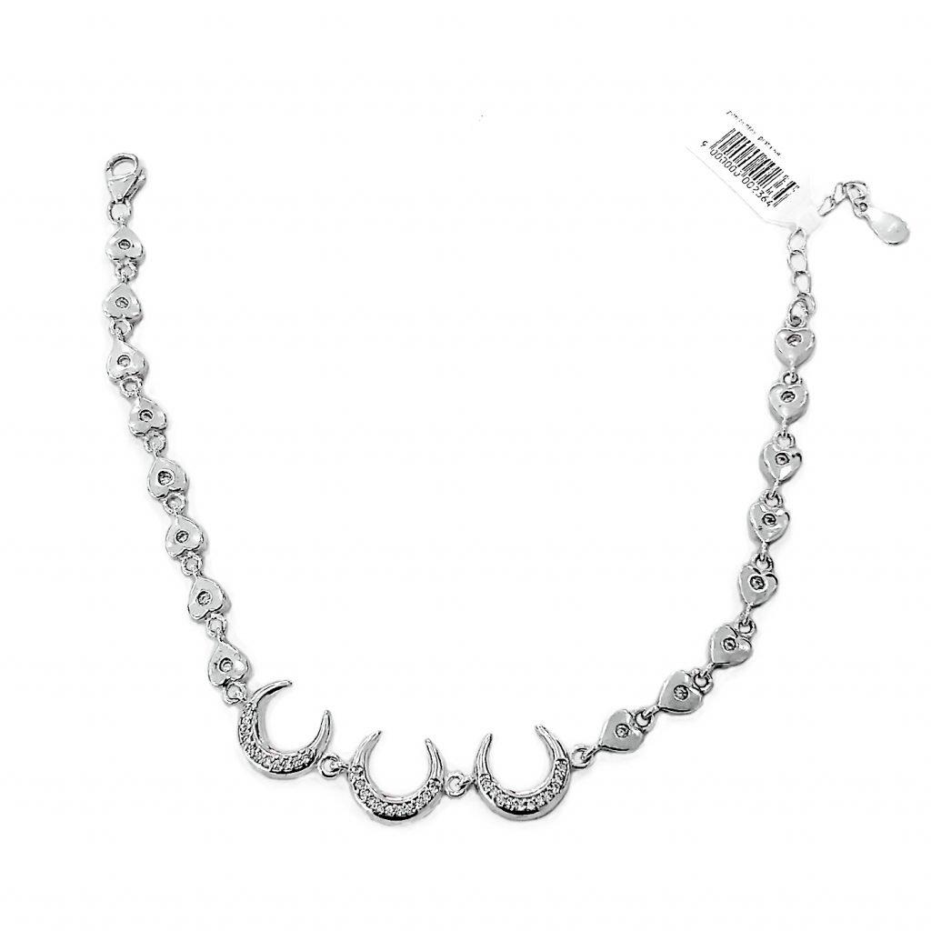 Pulsera de plata-p09
