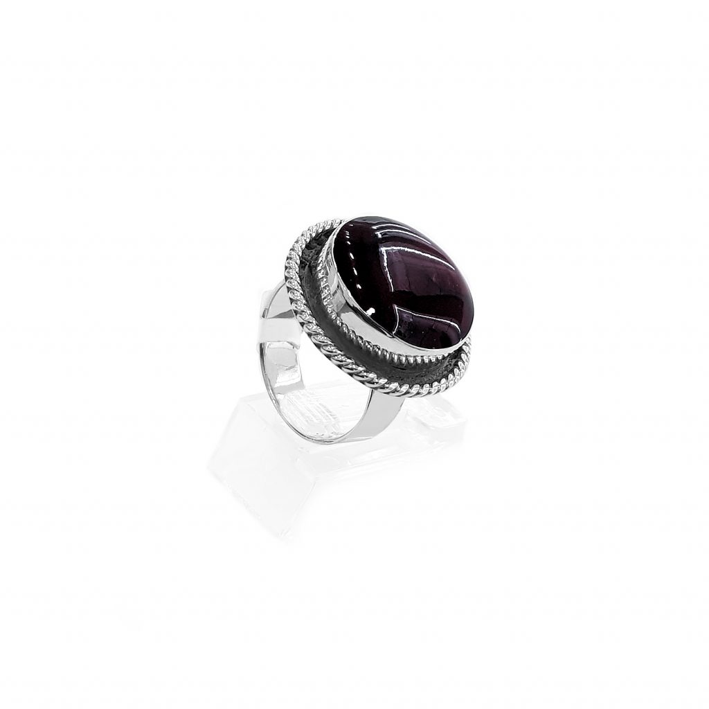 anillo de plata-p049