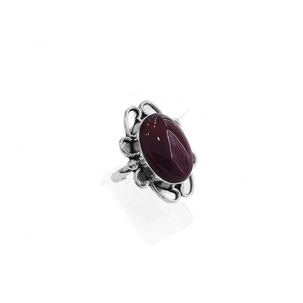 anillo de plata-p050