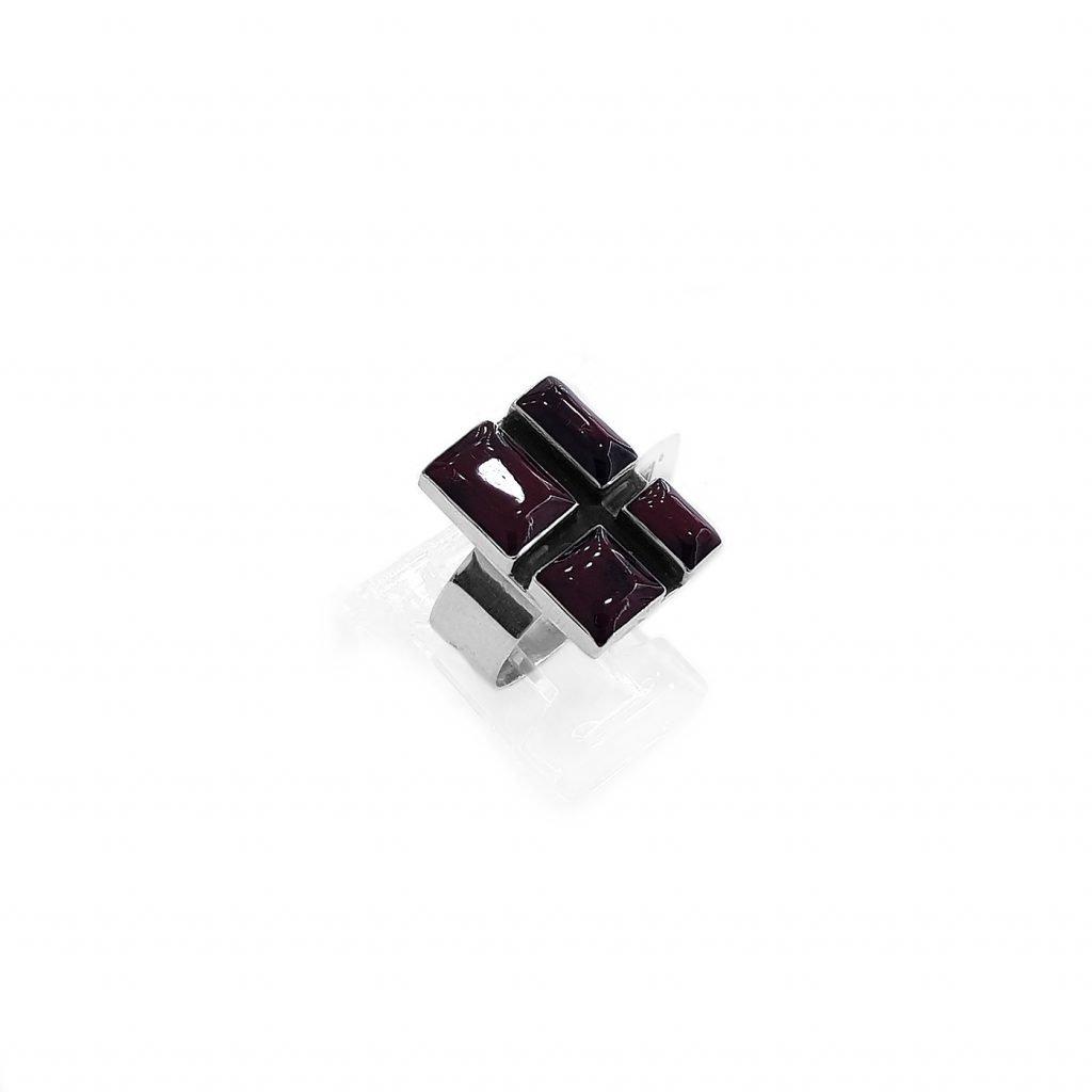anillo de plata-p051