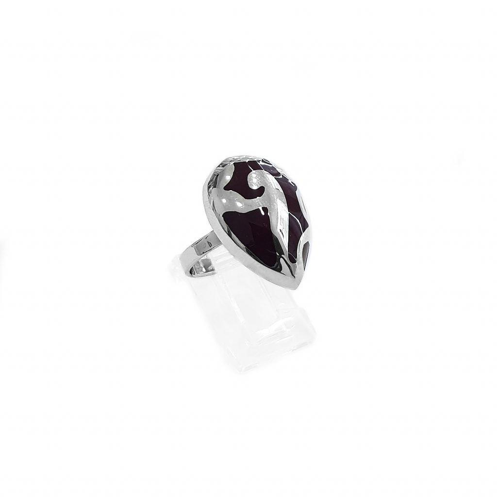 anillo de plata-p052