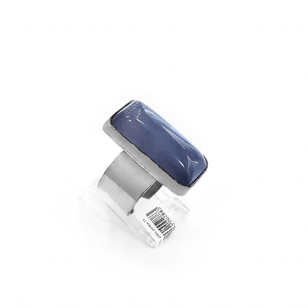 anillo de plata-p045