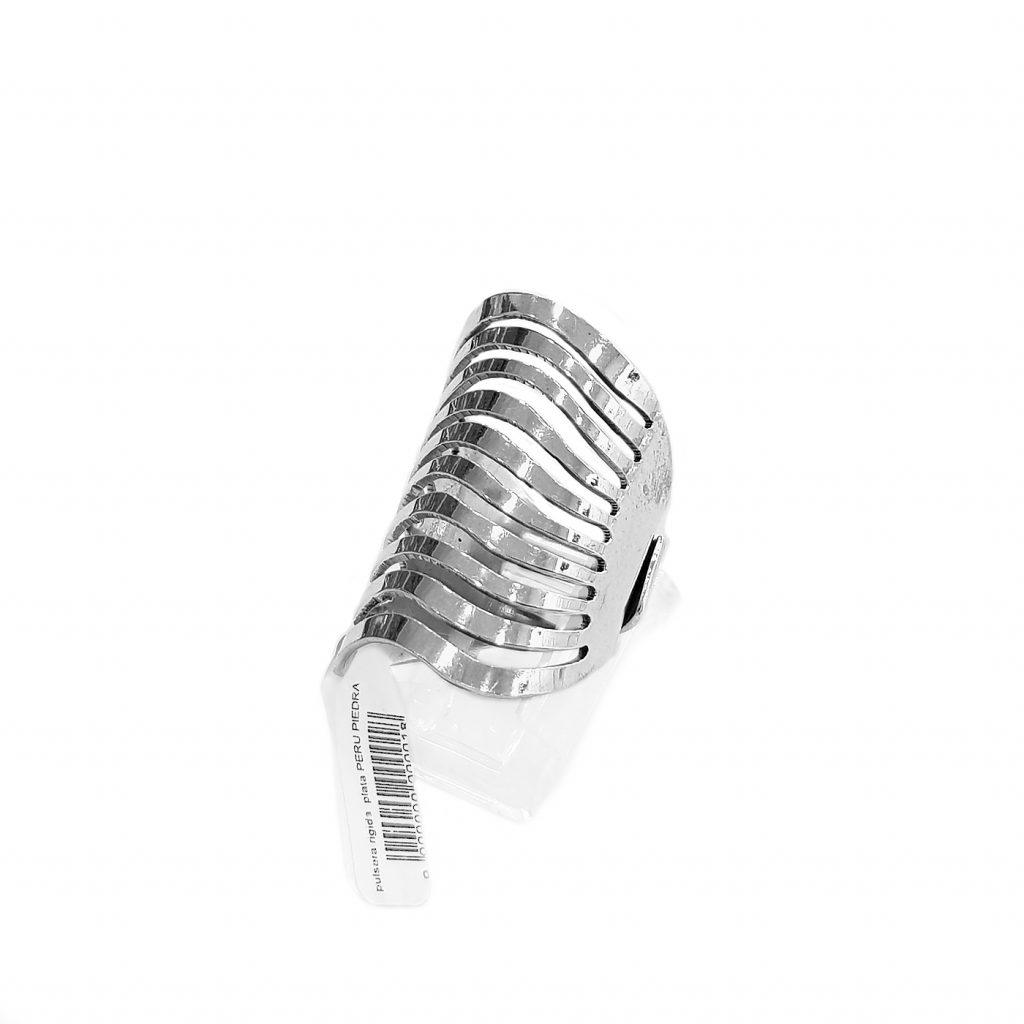 anillo de plata-p047