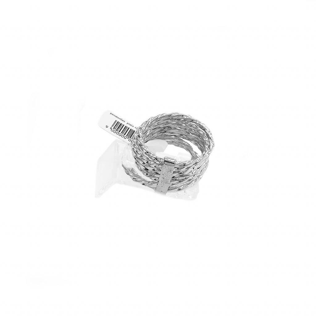 anillo de plata-p048