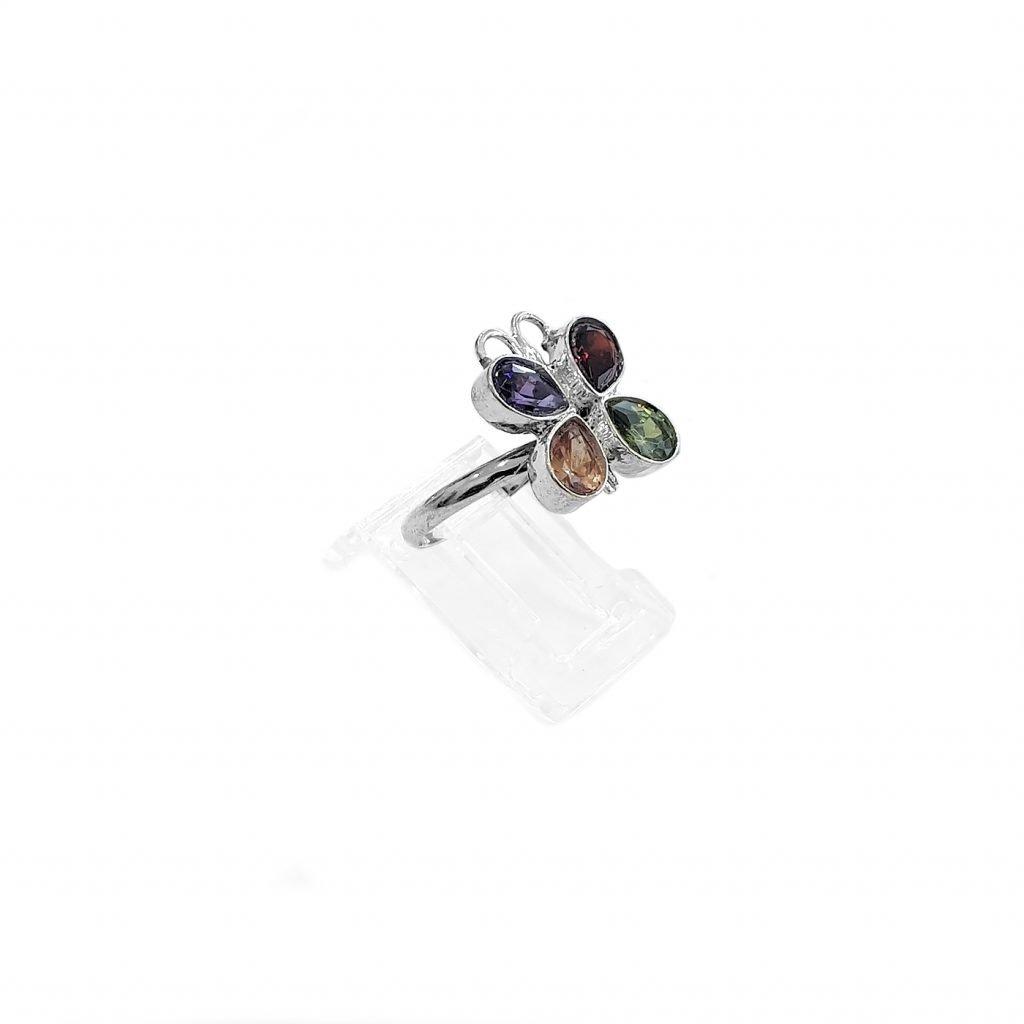 anillo de plata-p053