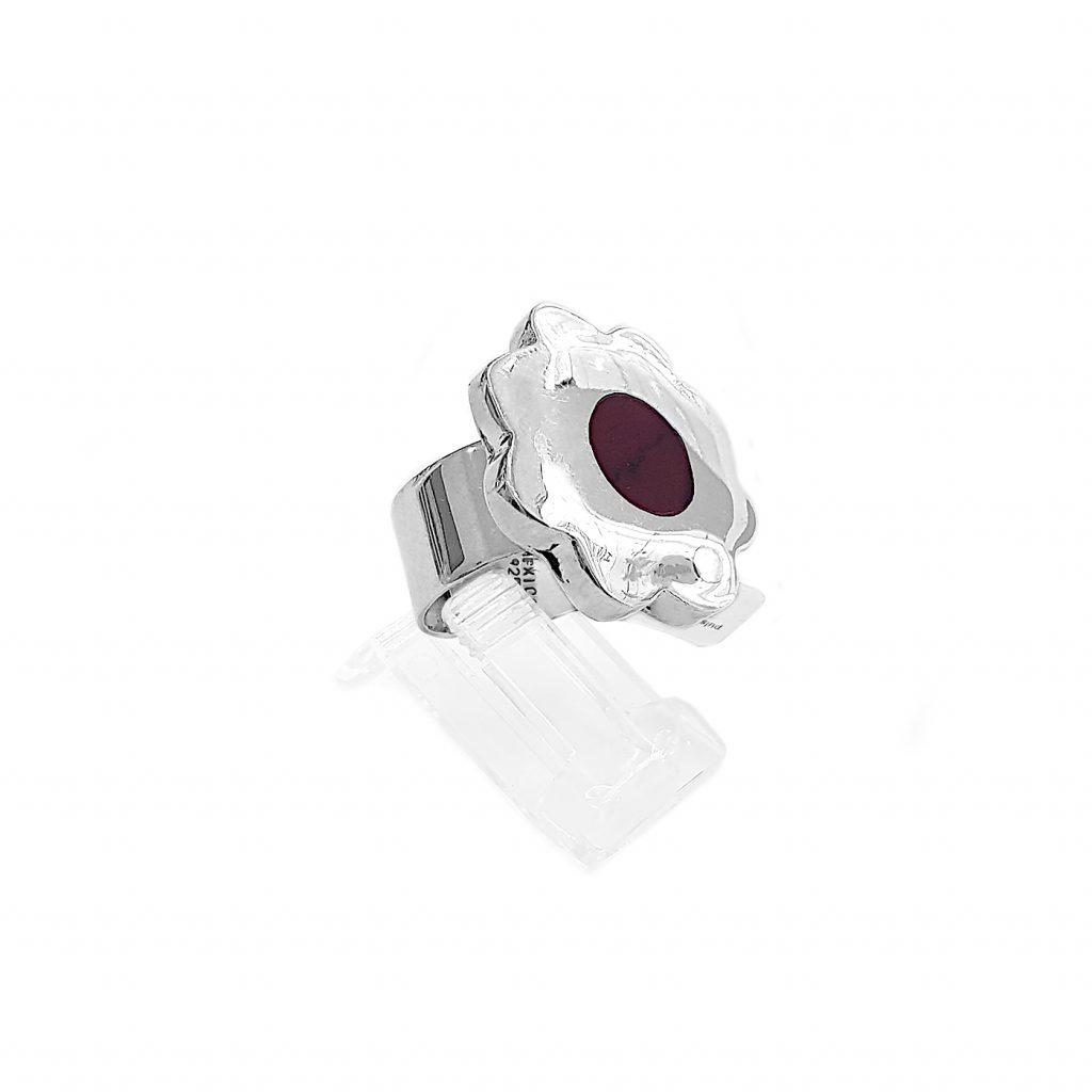 anillo de plata-p054