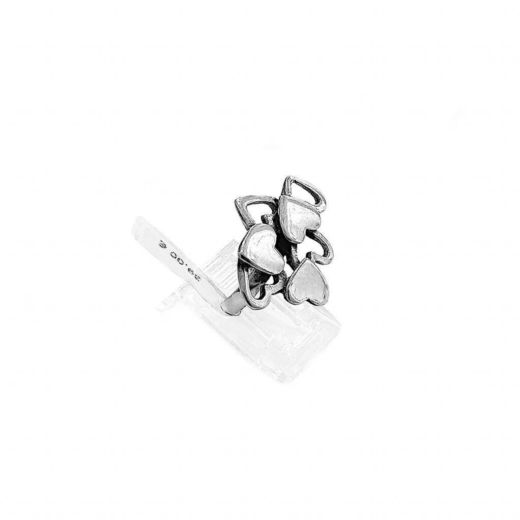 anillo de plata-p055
