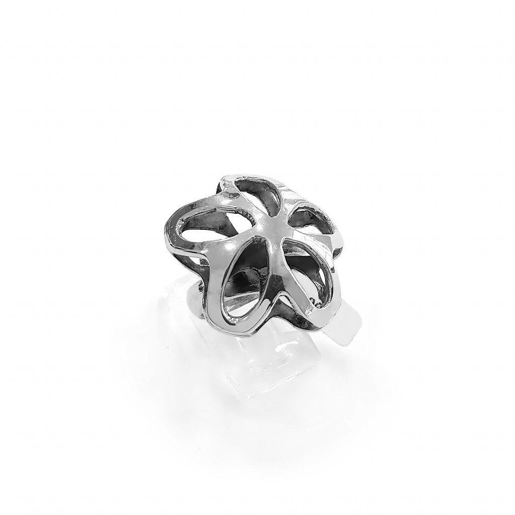 anillo de plata-p014