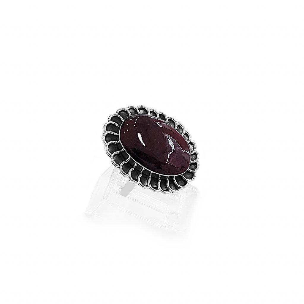 anillo de plata-p021