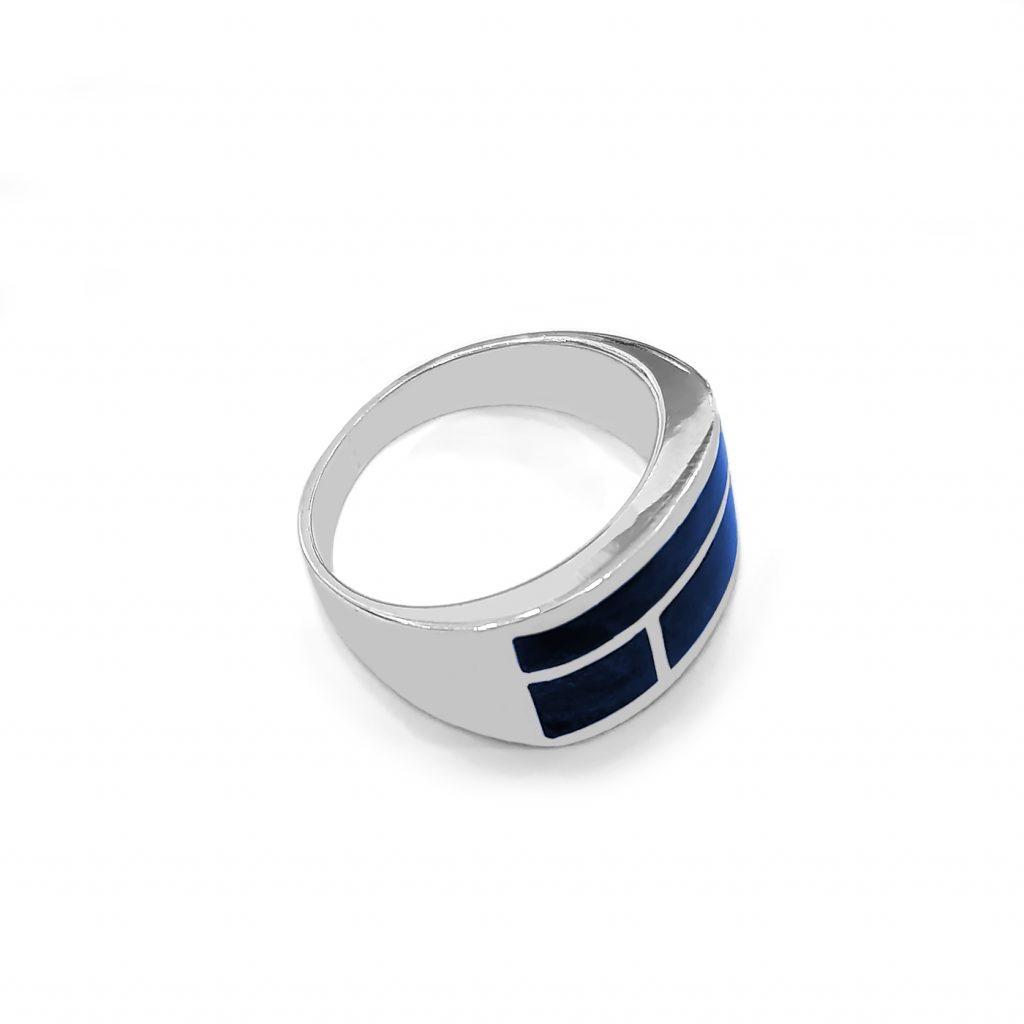 anillo de plata-p031
