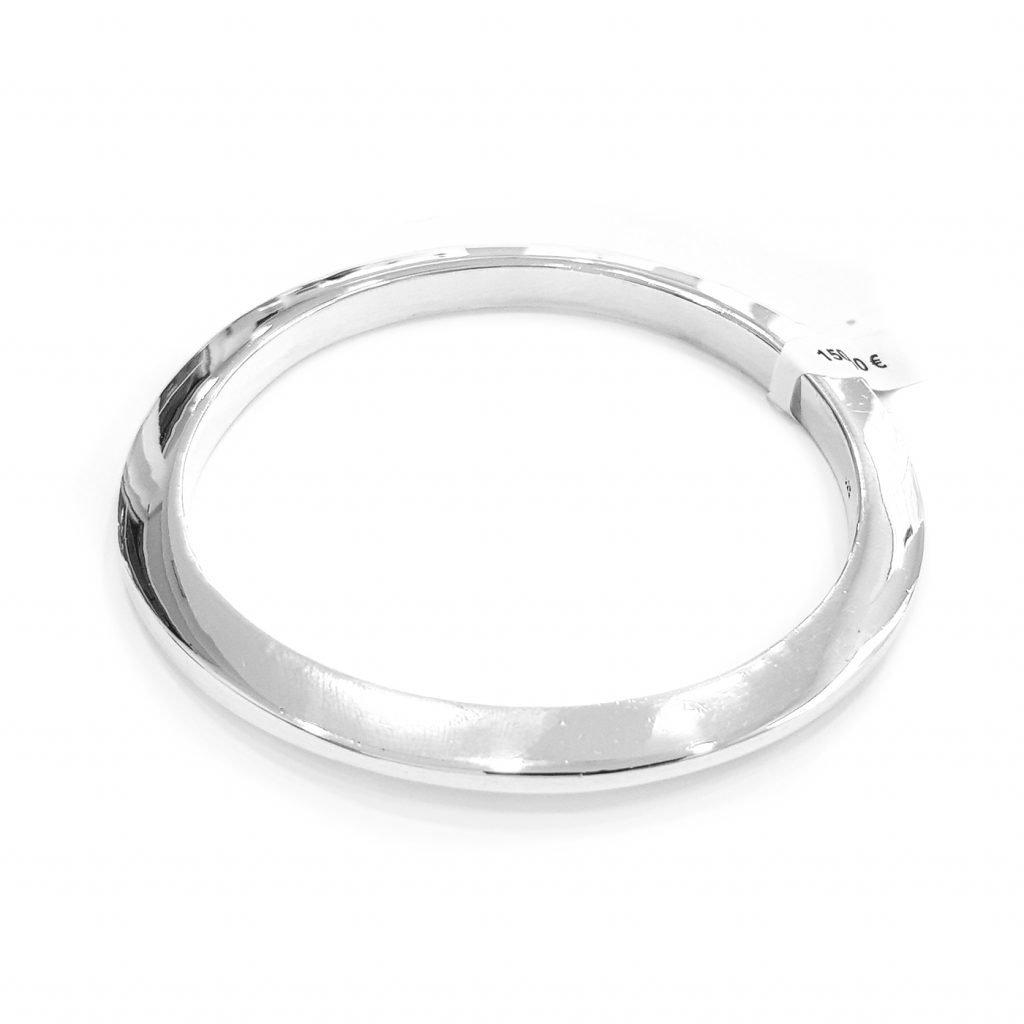 pulsera de plata-p066