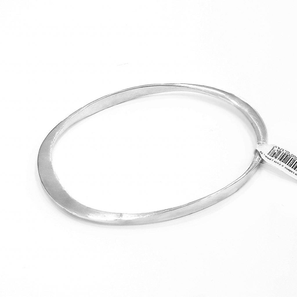 pulsera de plata-p068