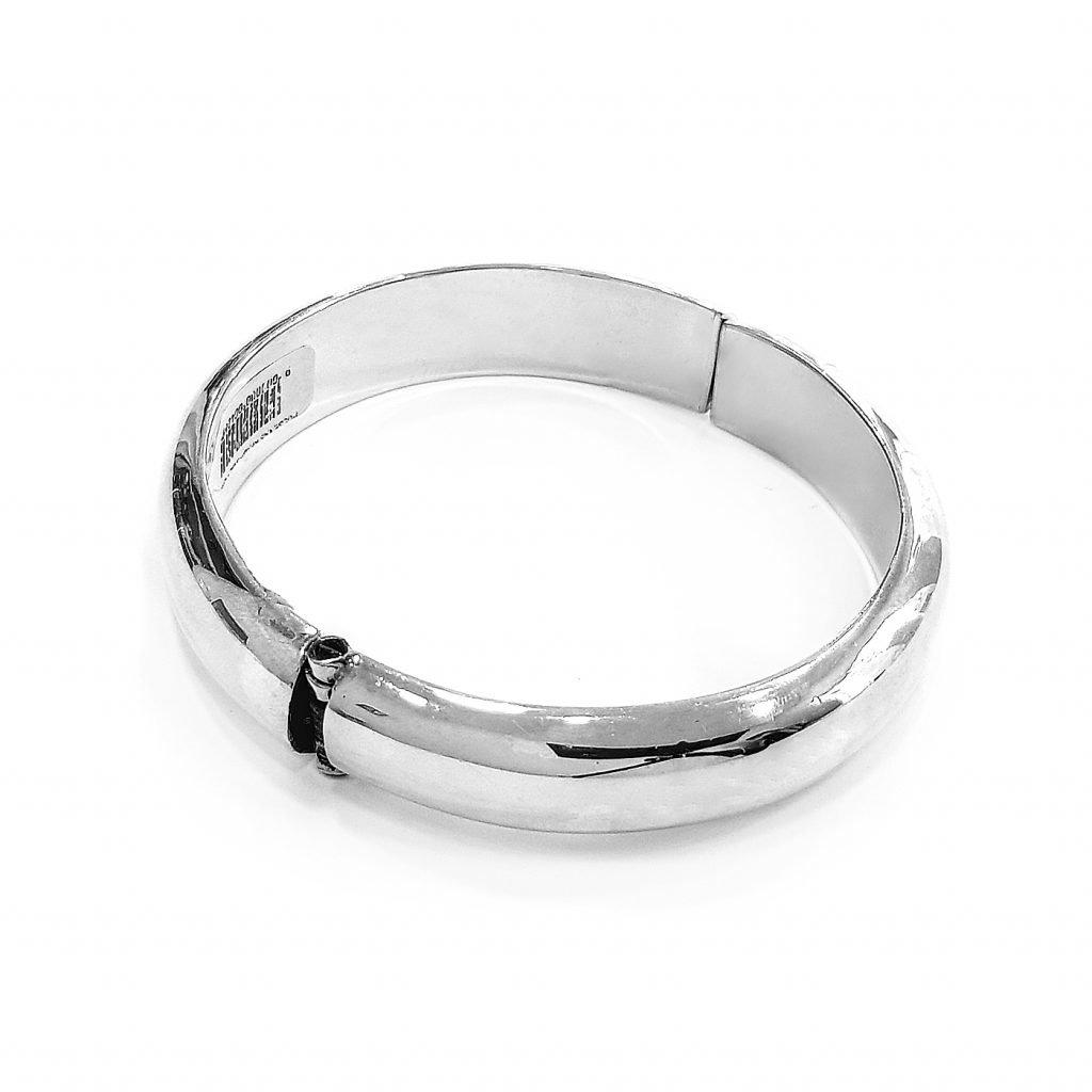 pulsera de plata-p071