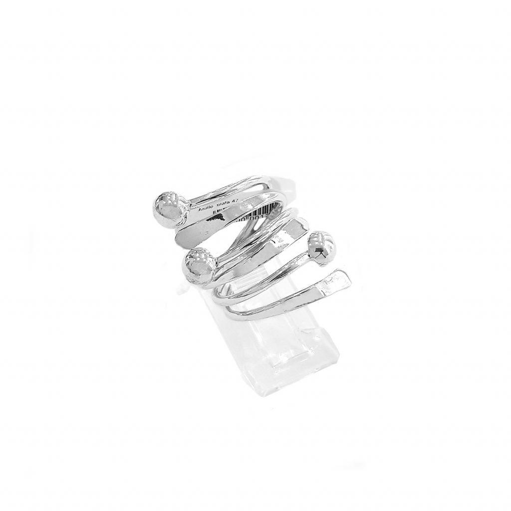 anillo de plata-p068