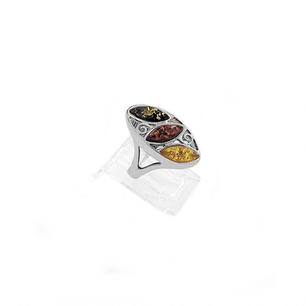 anillo de plata-p073