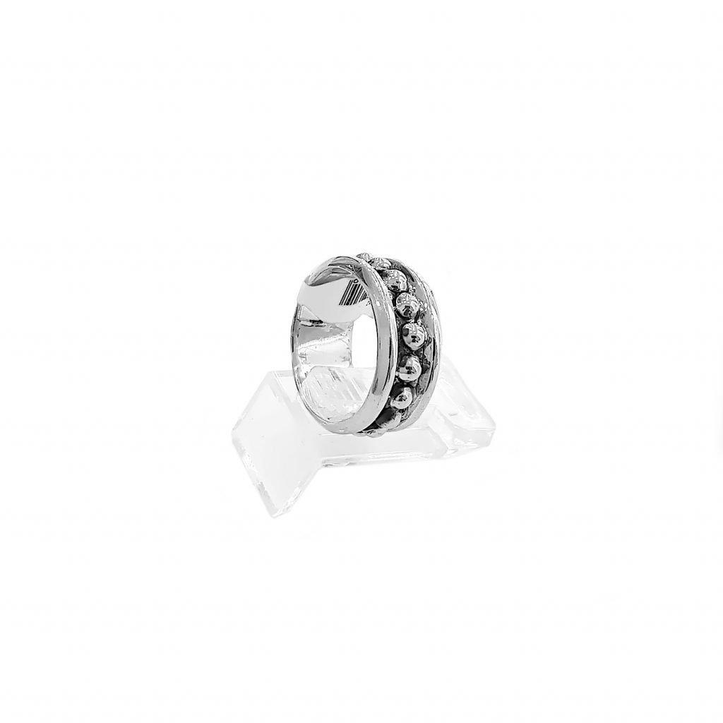 anillo de plata-p076