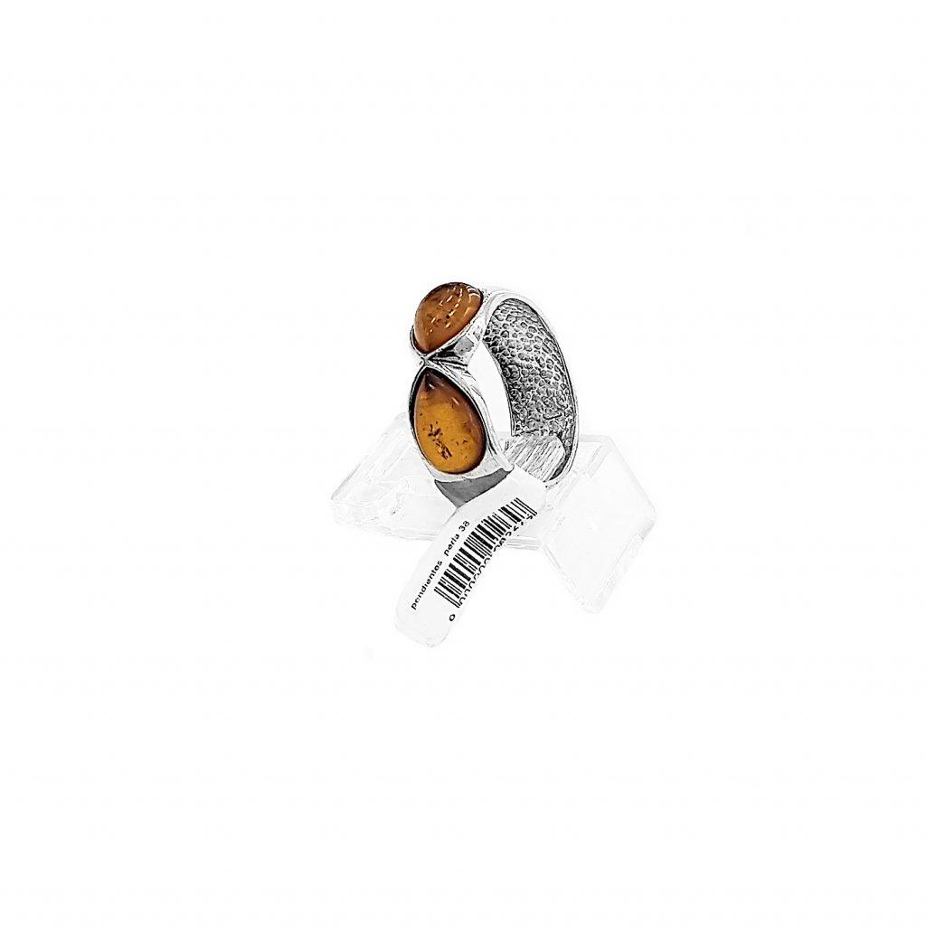 anillo de plata-p081