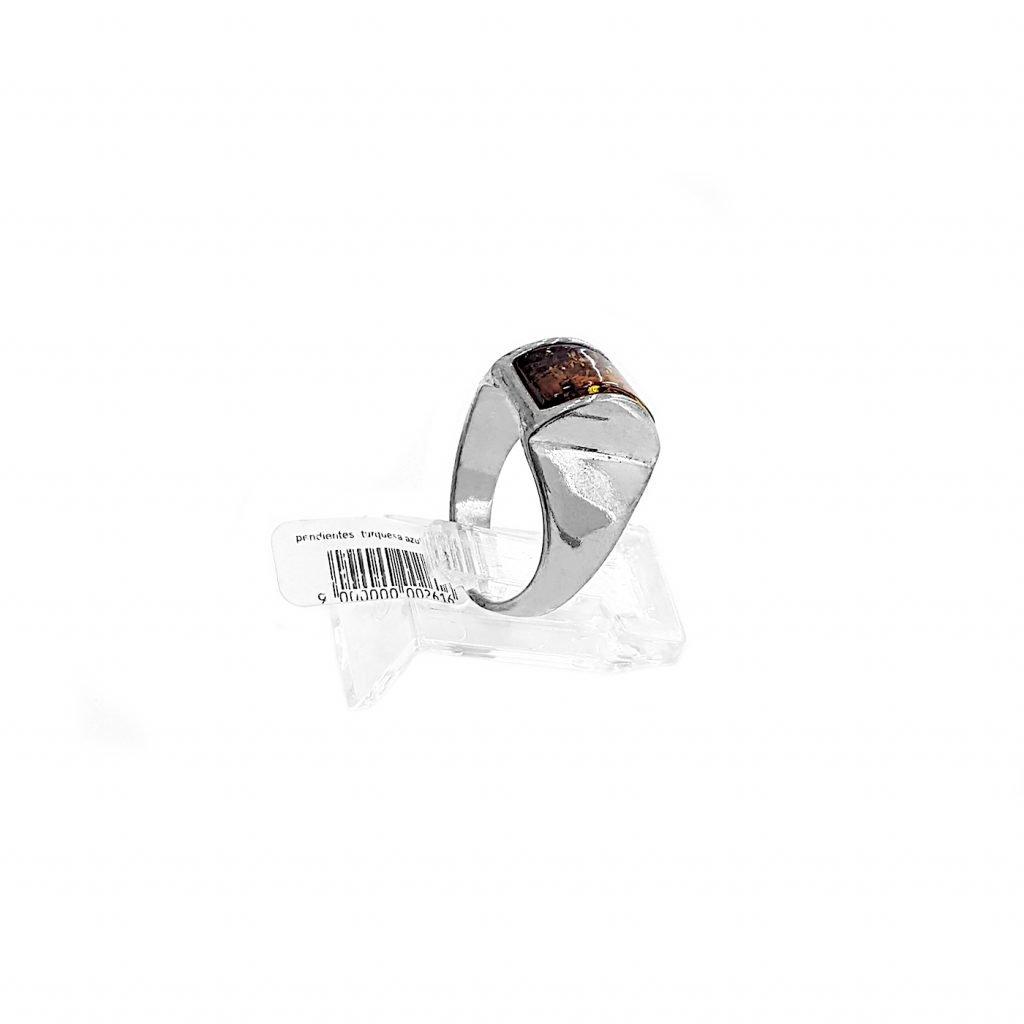 anillo de plata-p083