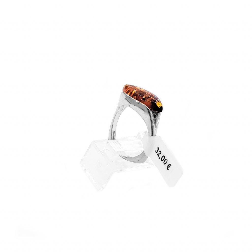 anillo de plata-p084