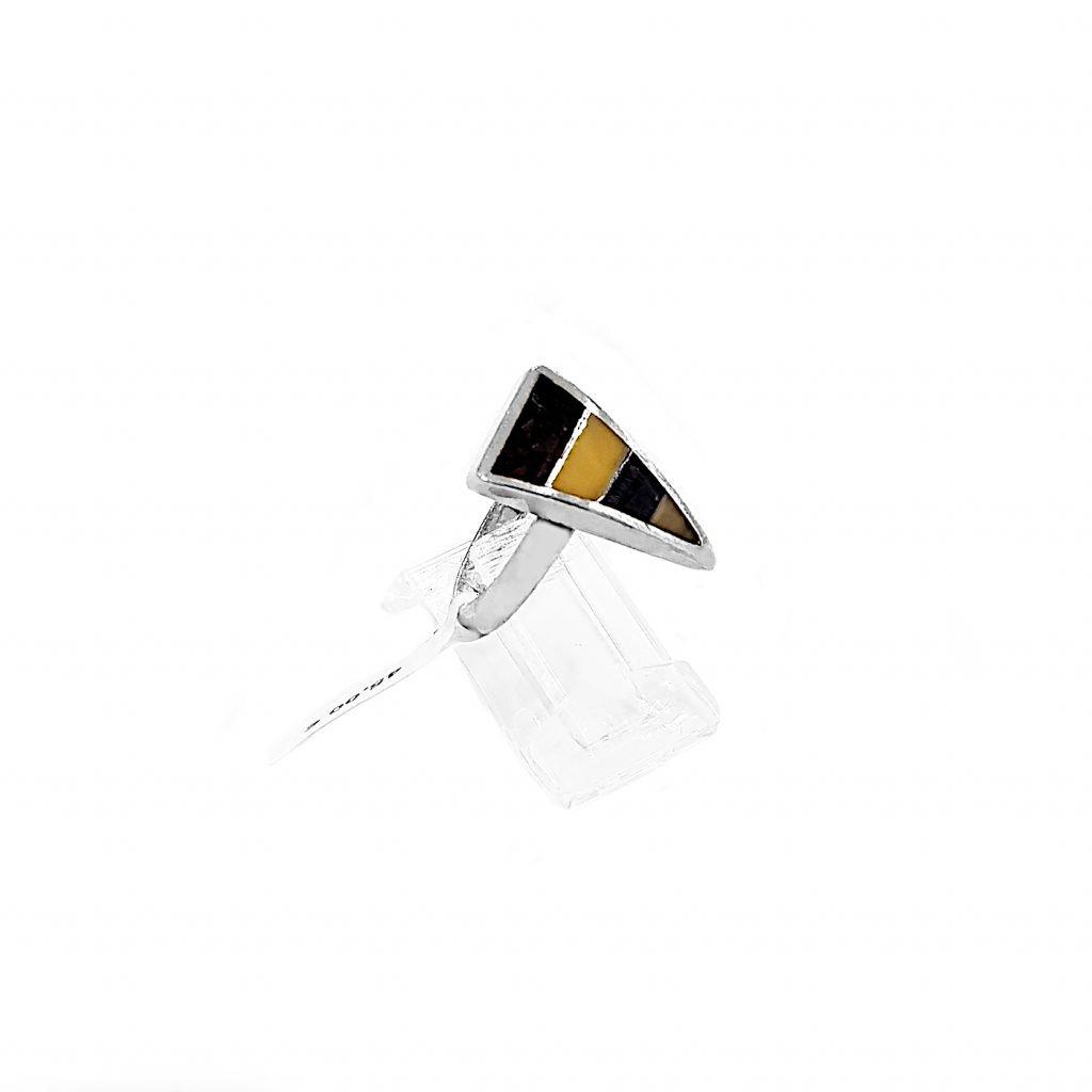 anillo de plata-p086