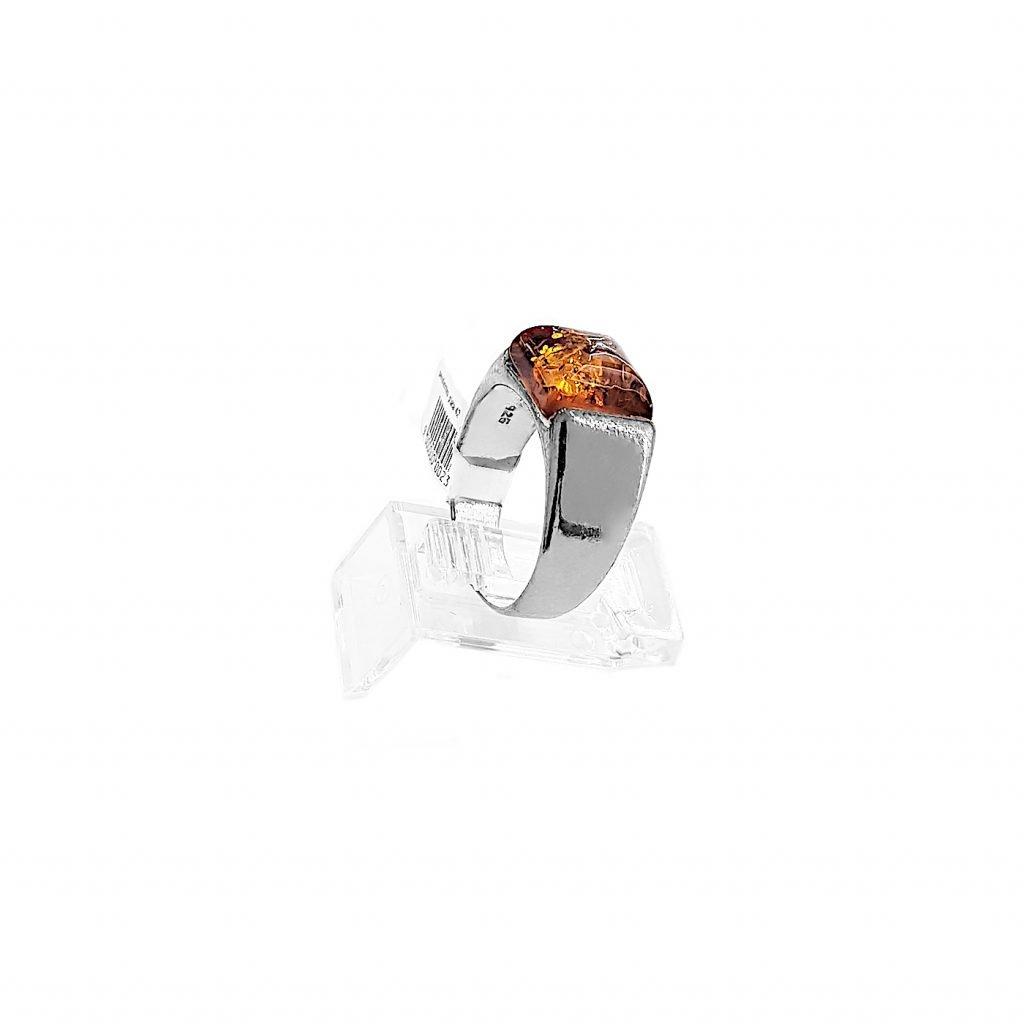 anillo de plata-p087
