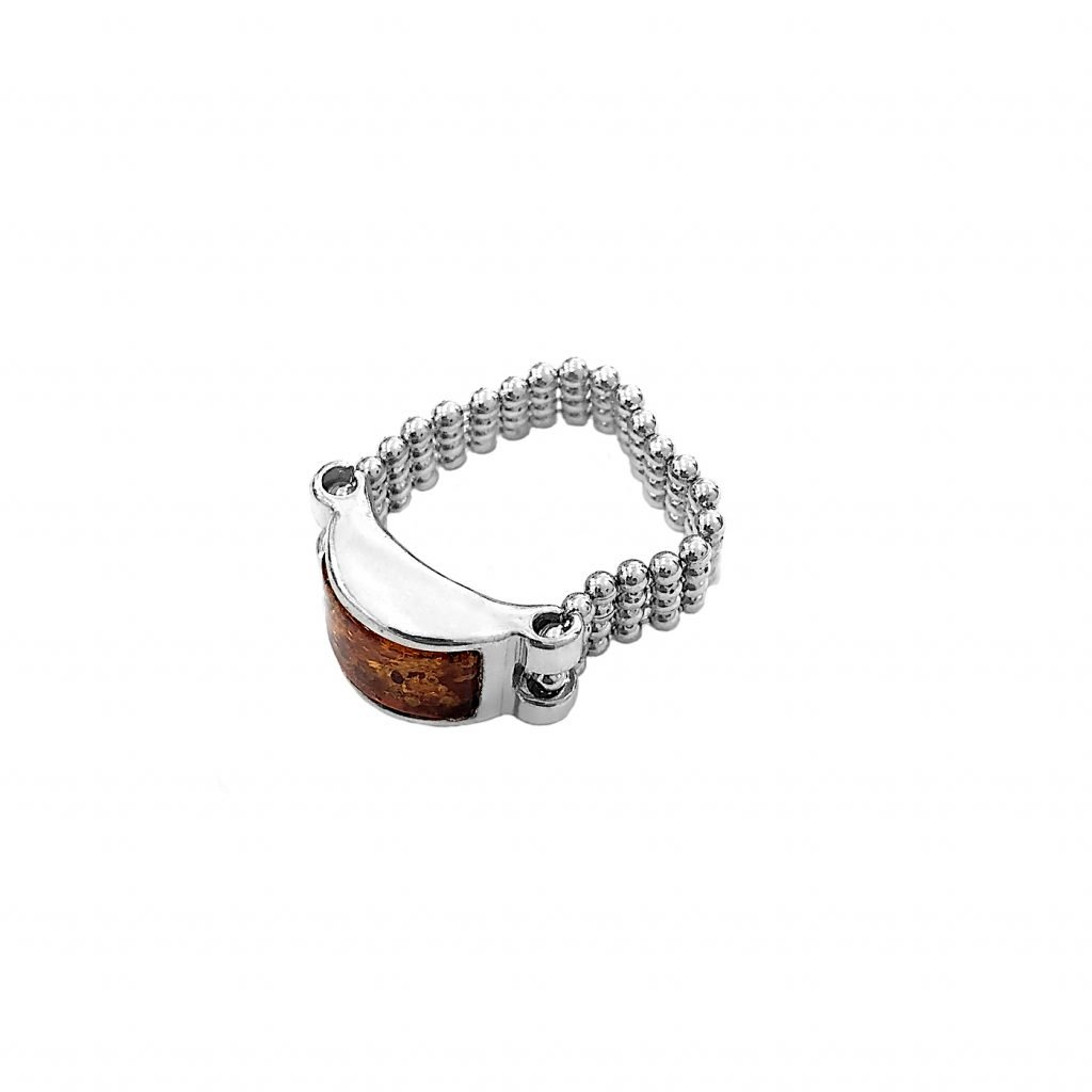 anillo de plata-p094