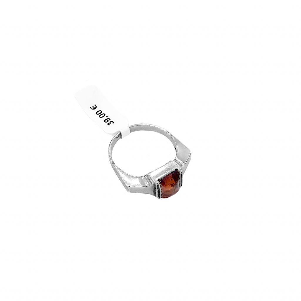anillo de plata-p096