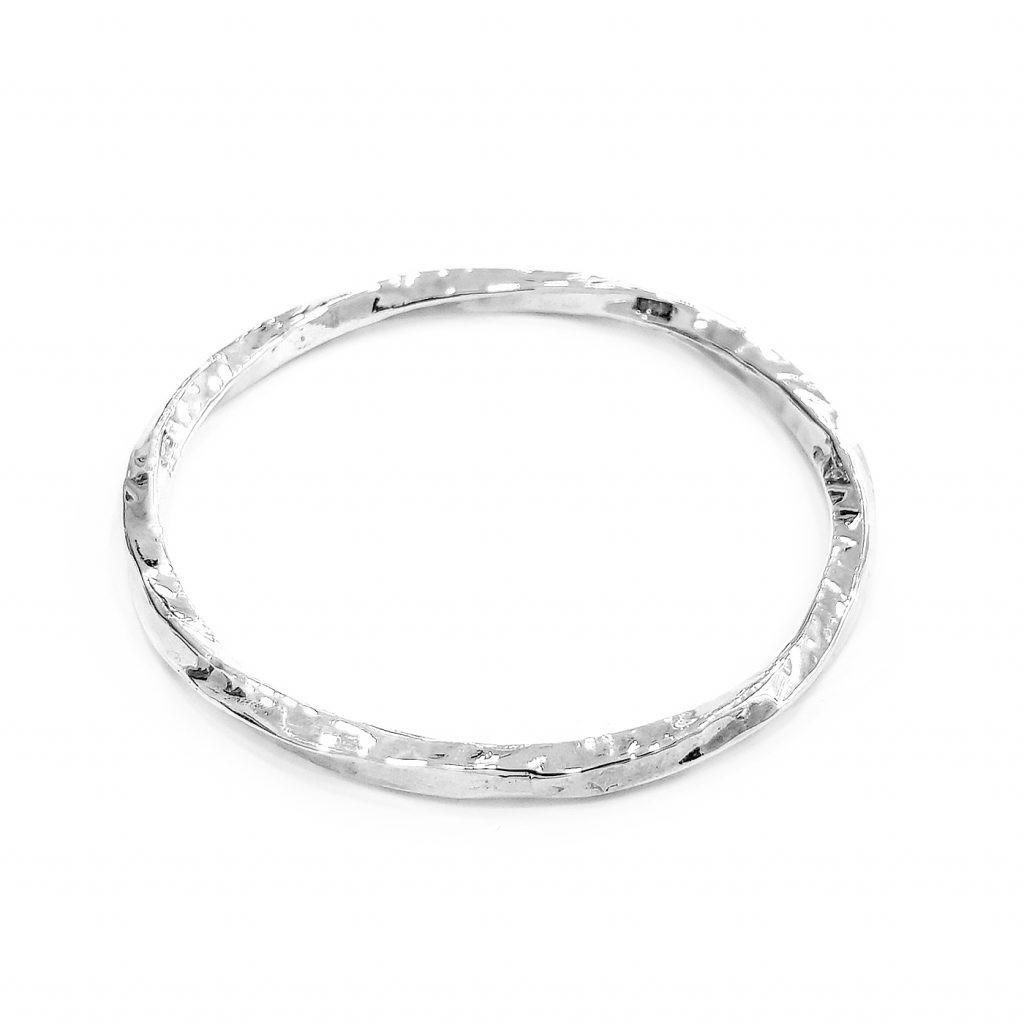 Pulsera de plata-p0104