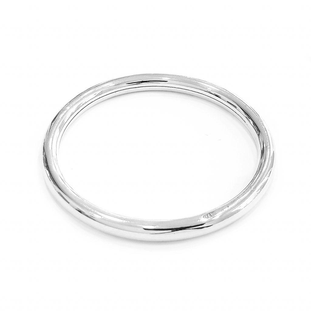 Pulsera de plata-p0106