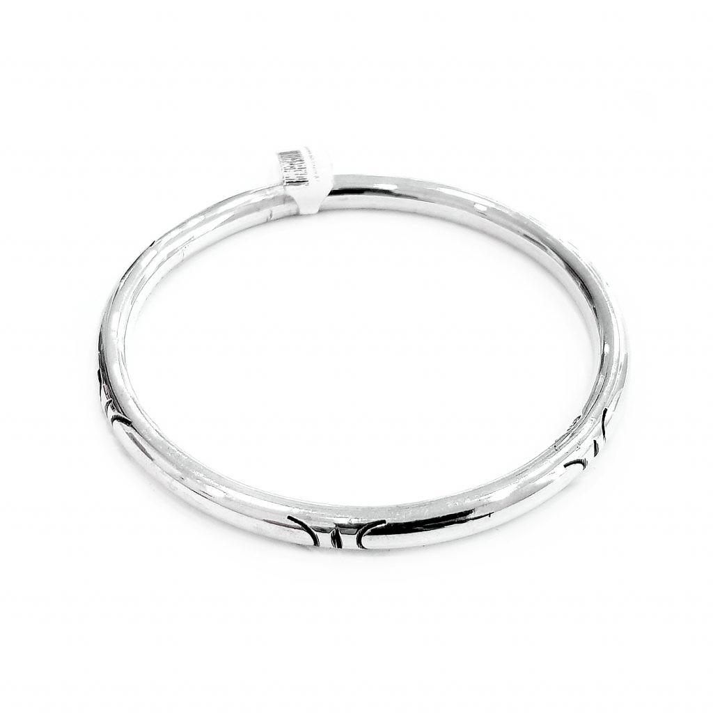 Pulsera de plata-p0109