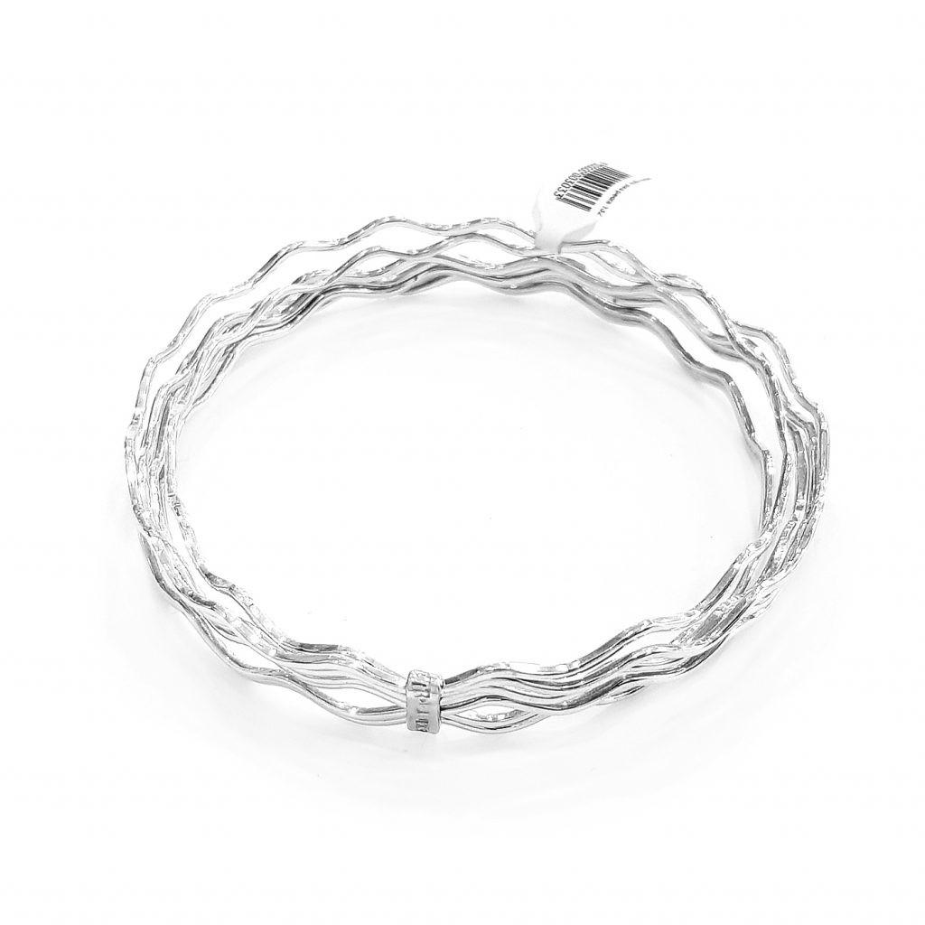 Pulsera de plata-p092